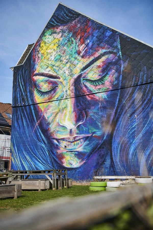 street art wandeling