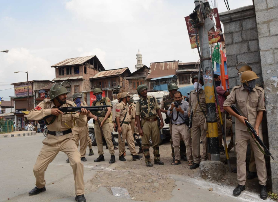 Capturing Strife in Valley