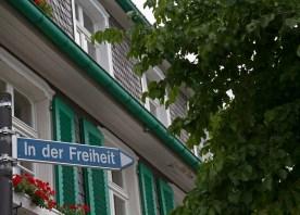 """""""In der Freiheit"""" – gibt es einen schöneren Straßennamen?"""