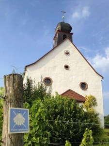 Kapelle bei Gleiszellen-Gleishorbach