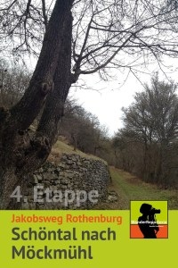 Jakobsweg Rothenburg 4. Etappe