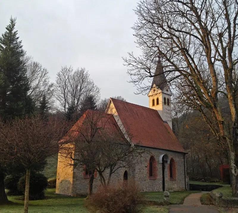 Wallfahrtskapelle St. Anna in Mulfingen
