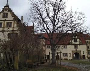 Klosterhof Kloster Schöntal