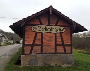 Berlichingen Bahnhof