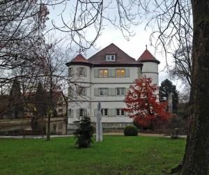 Wasserschloss in Bad Rappenau