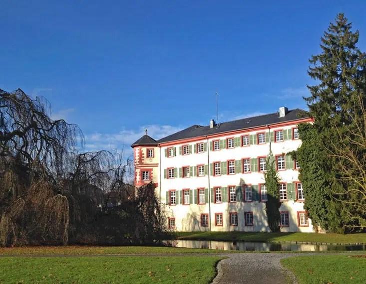 Wasserschloss Eichtersheim