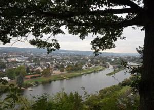 Blick auf Trier