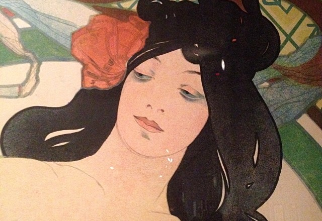 Alphonse Mucha Exhibition at Kelvingrove Art Gallery