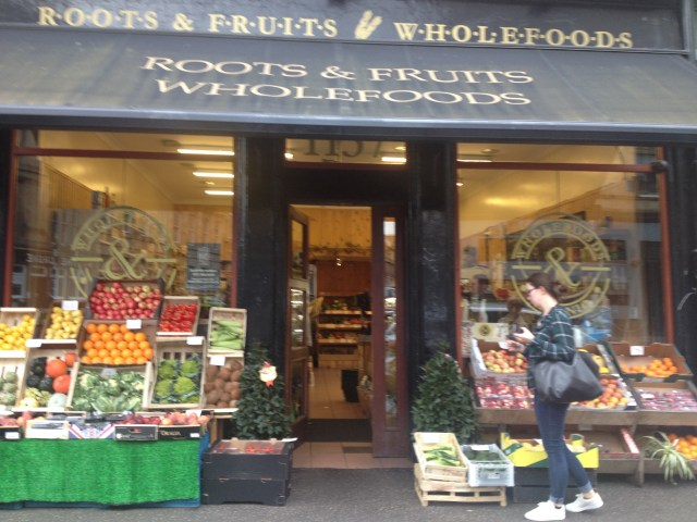 roots and fruits finnieston