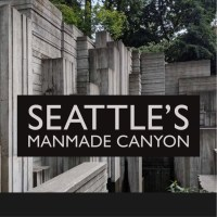Visiting Freeway Park - Downtown Seattle's Manmade Canyon on a Freeway Lid