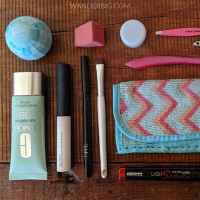 How to Make Ultra-compact Travel Makeup for Backpacking & One Bag Travel