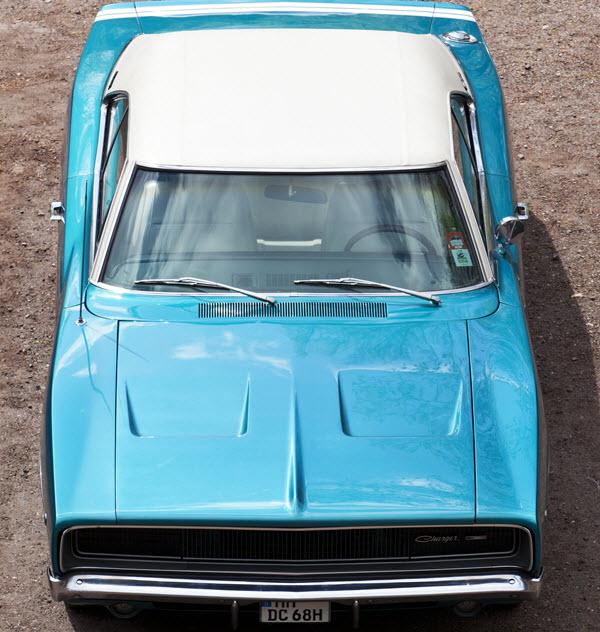 1968 Dodge Dart 426 Hemi