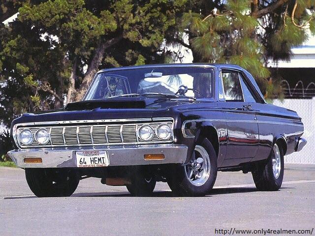 1964 Plymouth Belvedere 426 Hemi