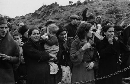 Refugiados españoles en Argelès-sur-Mer