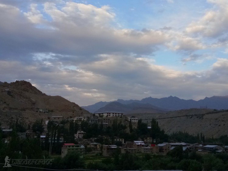 Kargil from balcony