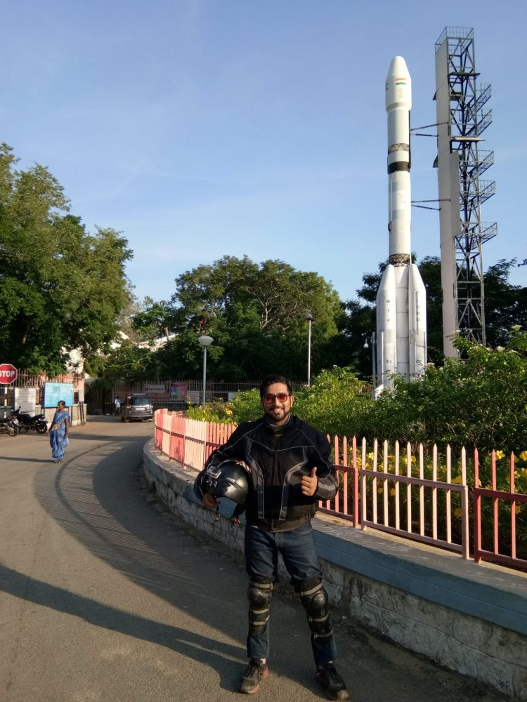 Satish Dhawan Space Centre- ISRO, Sriharikota, Andhra Pradesh