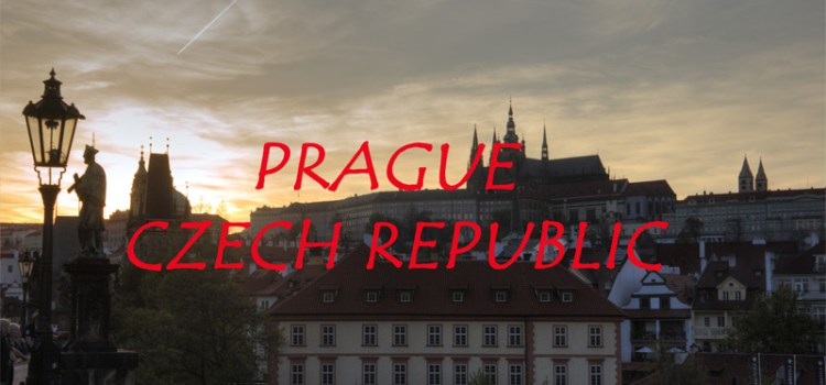 Prague walking tour- a visit to the capital of east Europe