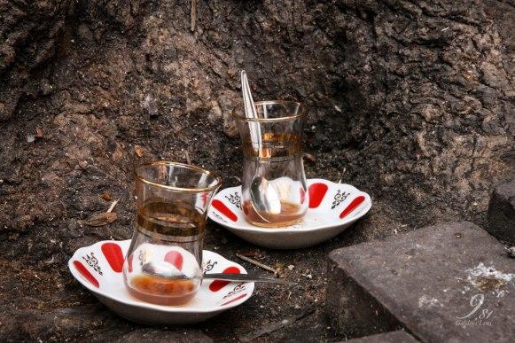 Turkish apple tea Turkse Appelthee