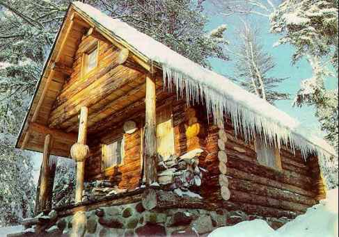 Tiny House Movement - Belgium - winter
