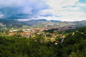Reizen Montenegro - uitzicht op Cetinje