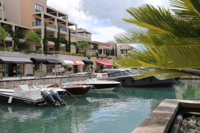 Reizen Montenegro - baai van kotor - luxe