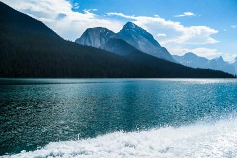Canada - Eenvoudige hikes - Spirit Island-1