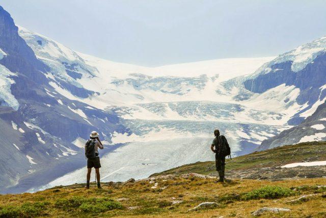 Canada - Eenvoudige hikes - Wilcox Pass-6