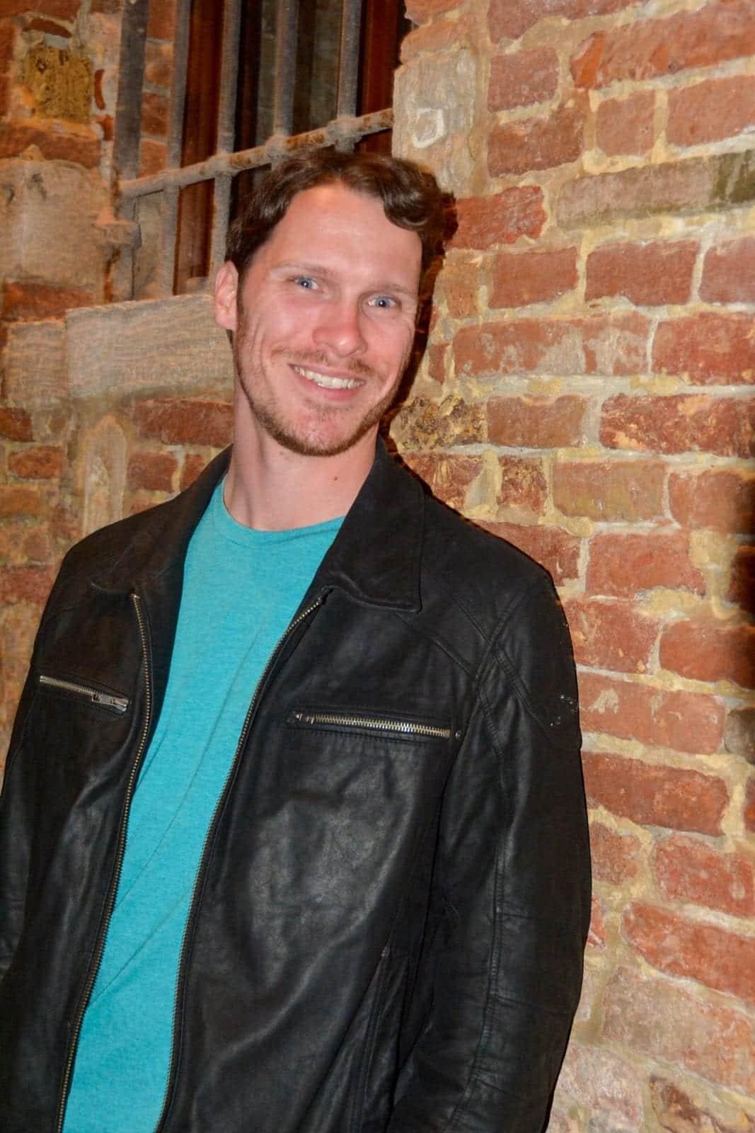 Ryan in Venice