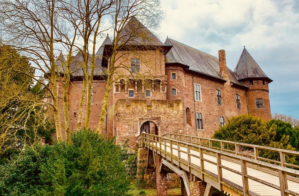 Burg Linn Castle, Germany