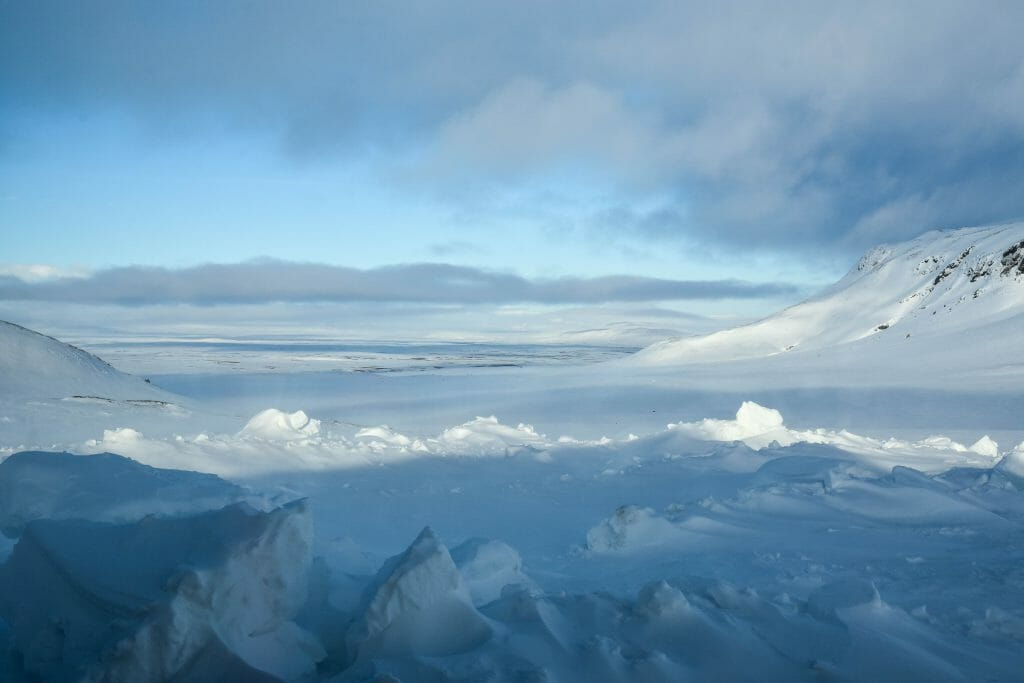 Long Glacier Iceland