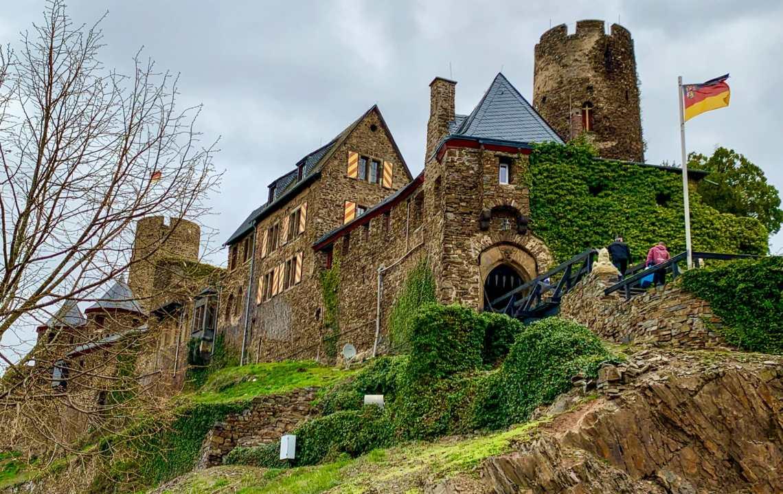 Thurant Castle, Alken,, Germany