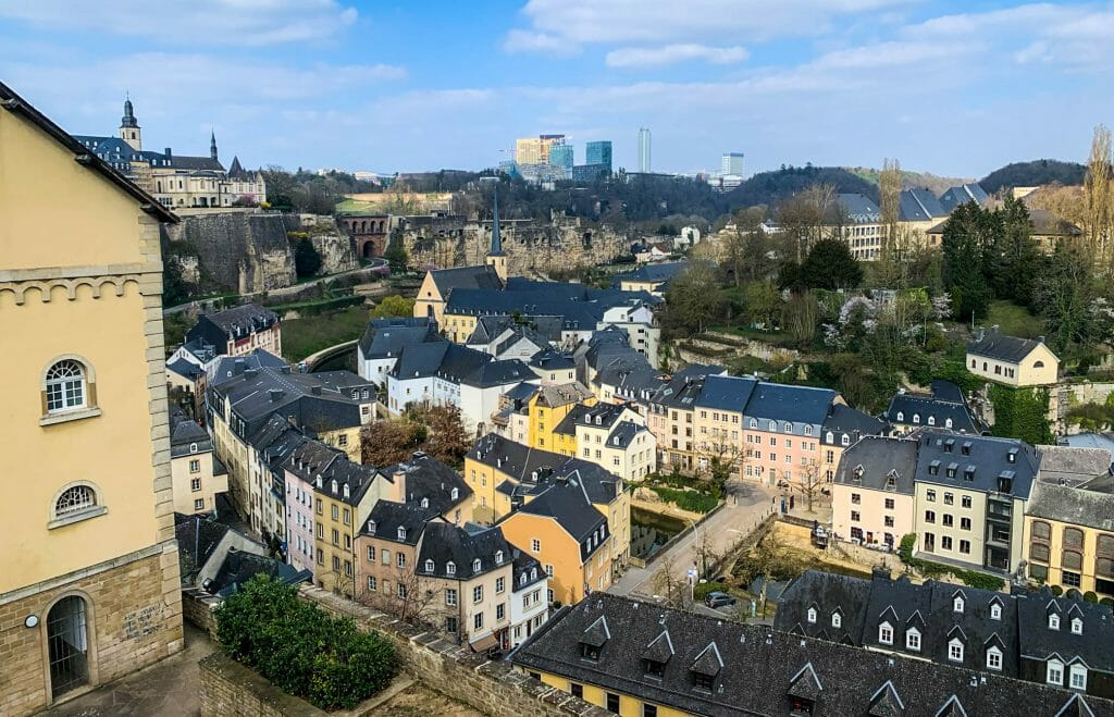 Luxembourg Destinations