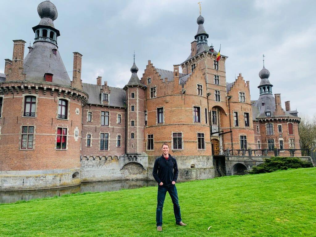 Ryan at Castle