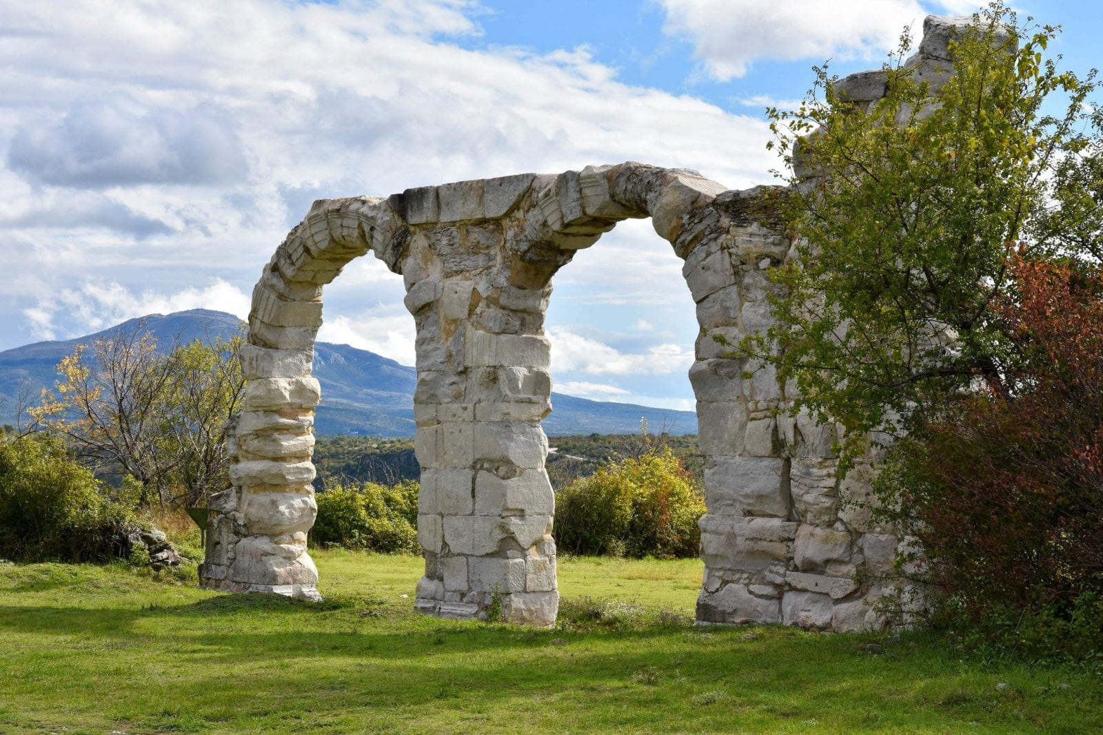 Burnum Roman Archaeological site