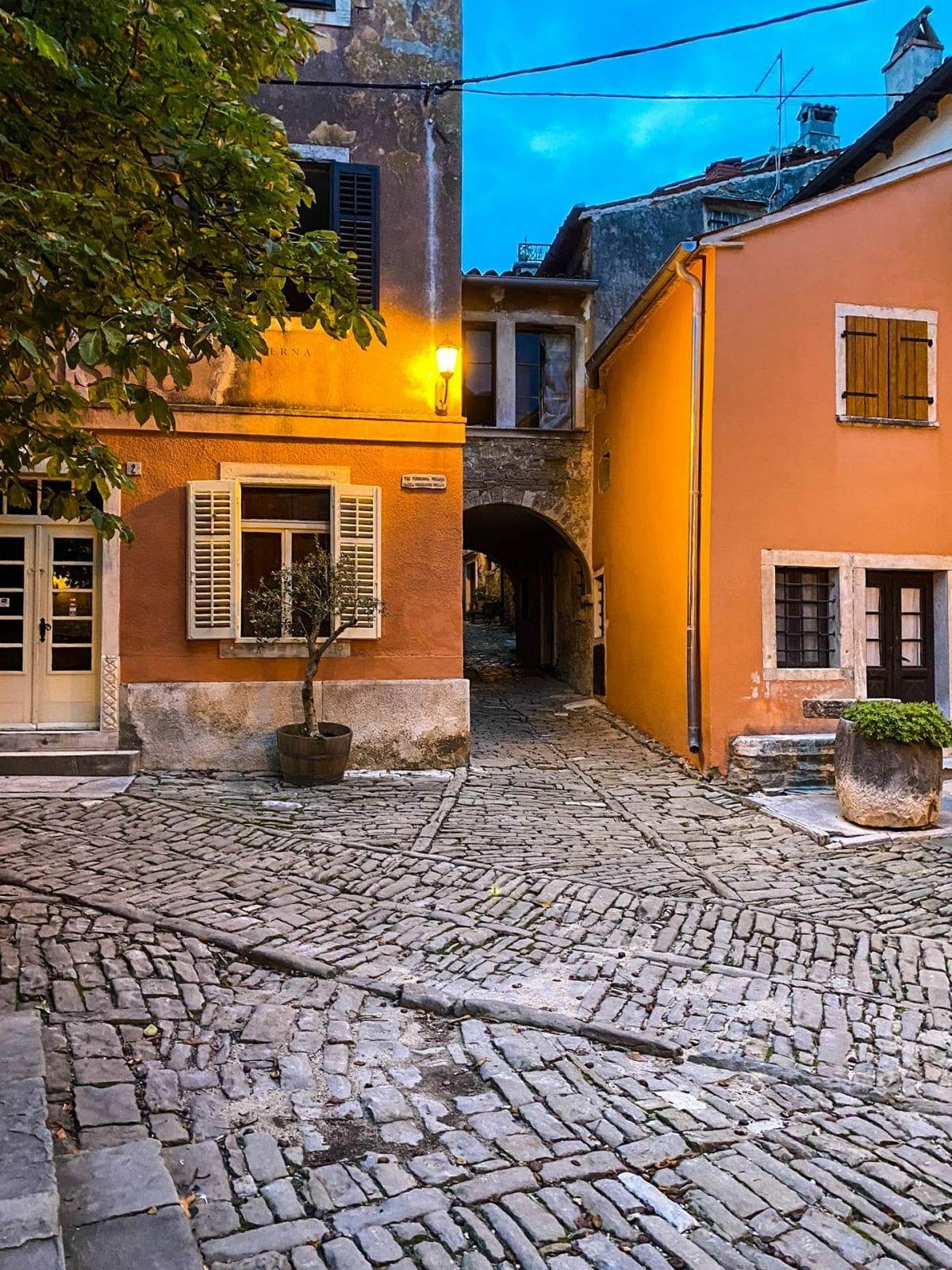Optalj, Croatia