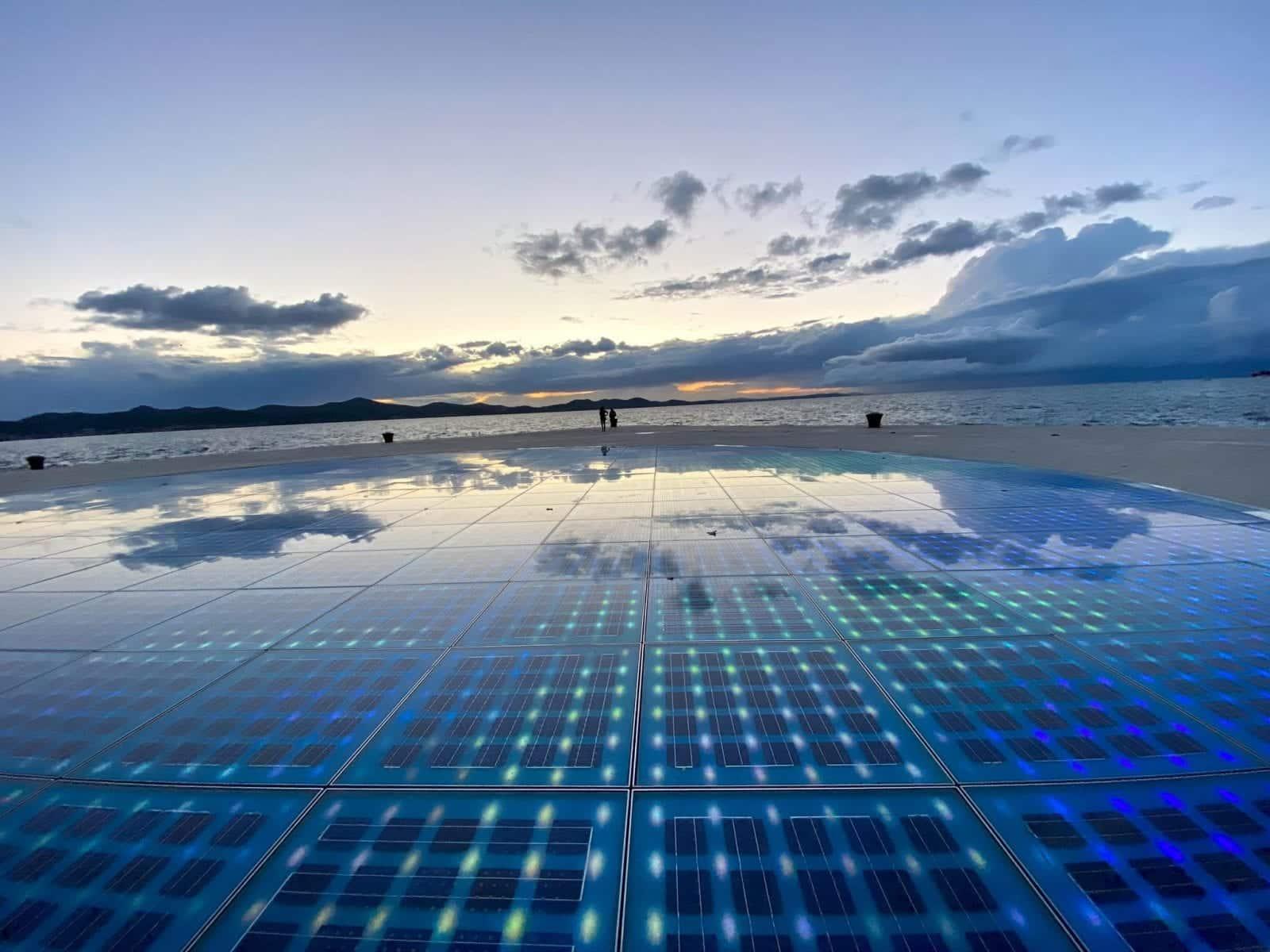The Greeting to the Sun, Zadar, Croatia