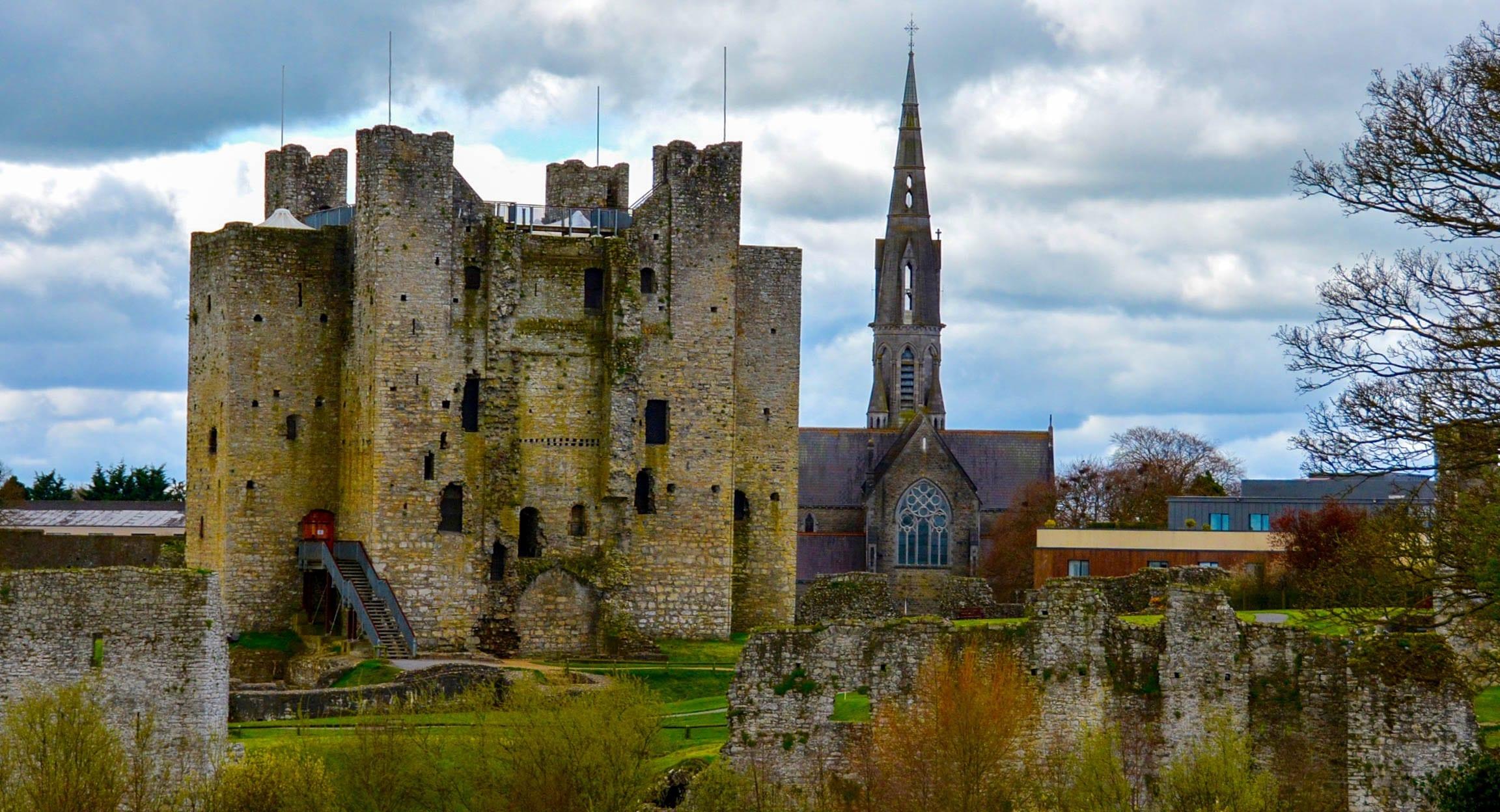 Destinations Trim Castle Ireland