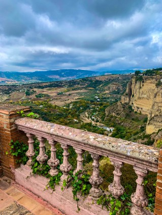 Dining in Ronda View View View