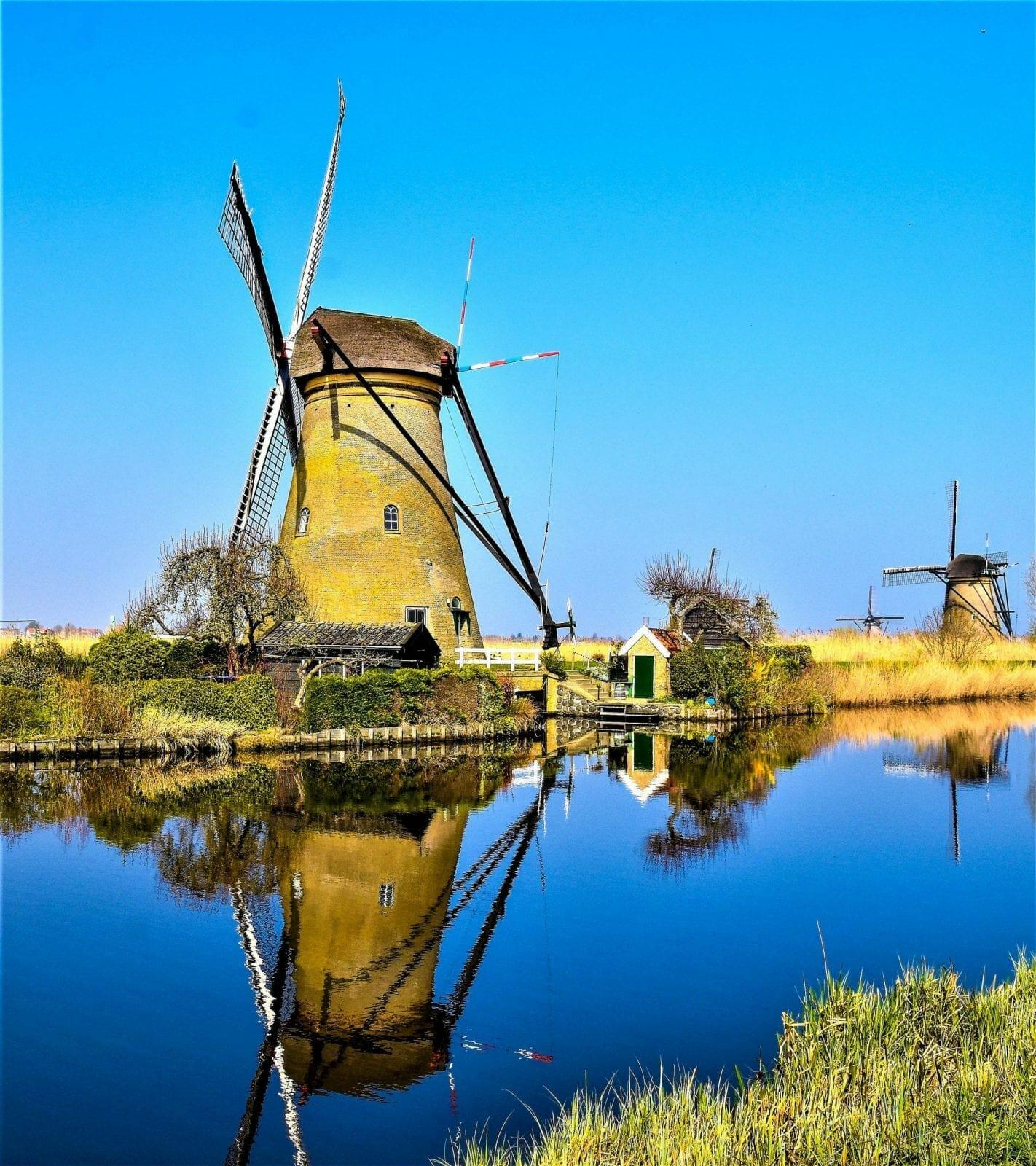 Netherland Windmills