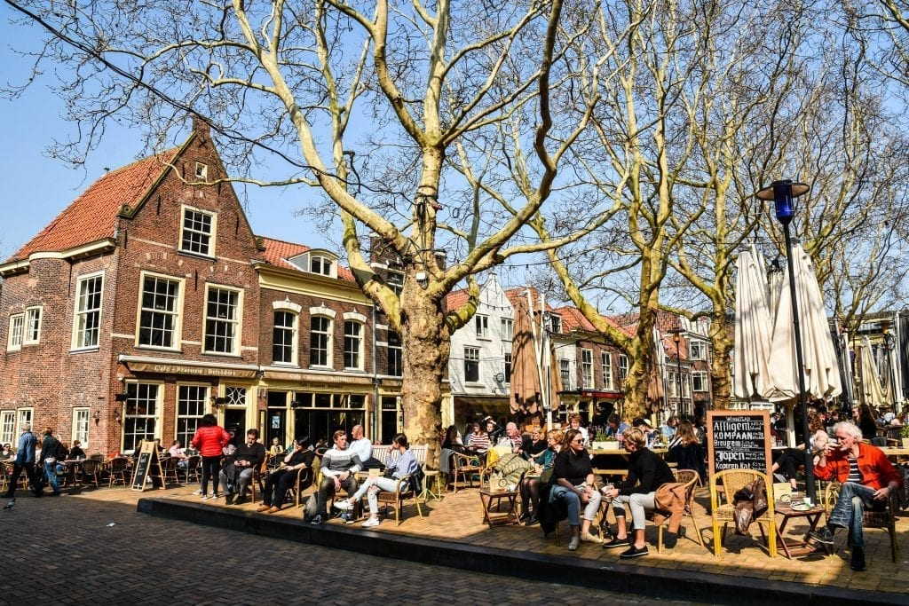 Delft Netherlands Adventures