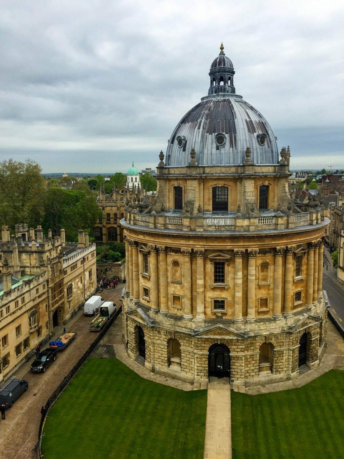 Oxford England Adventure