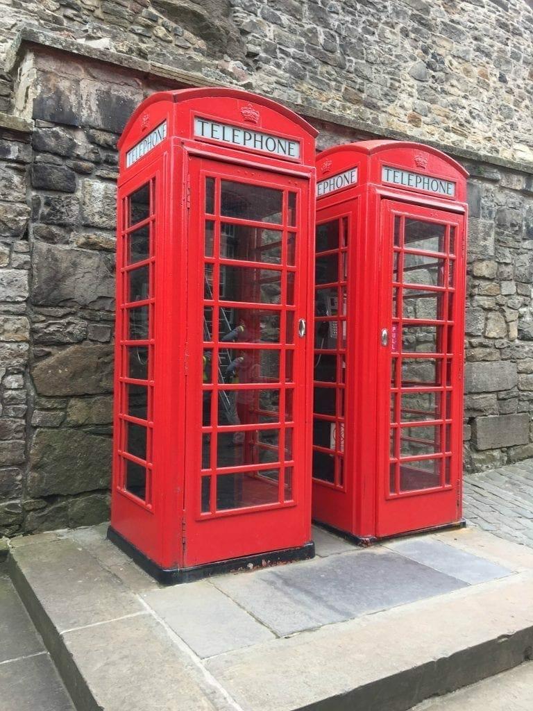England Phone Booths