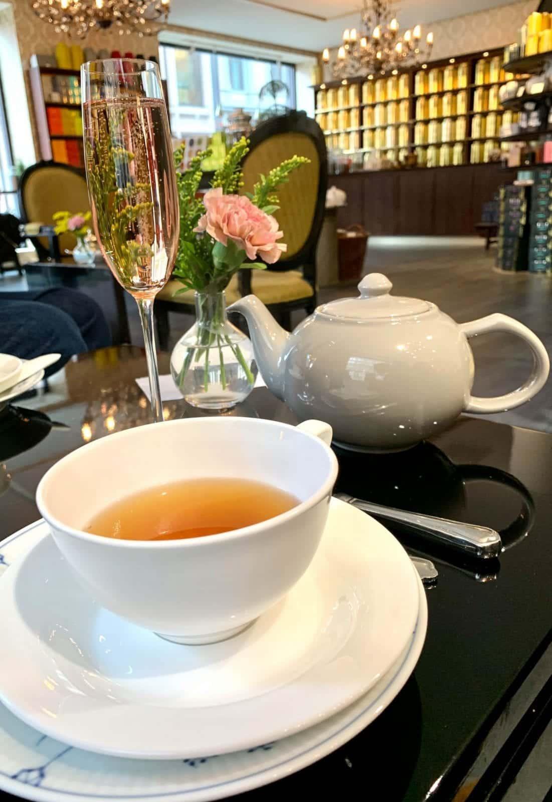 Tea in Oslo Dining Abroad