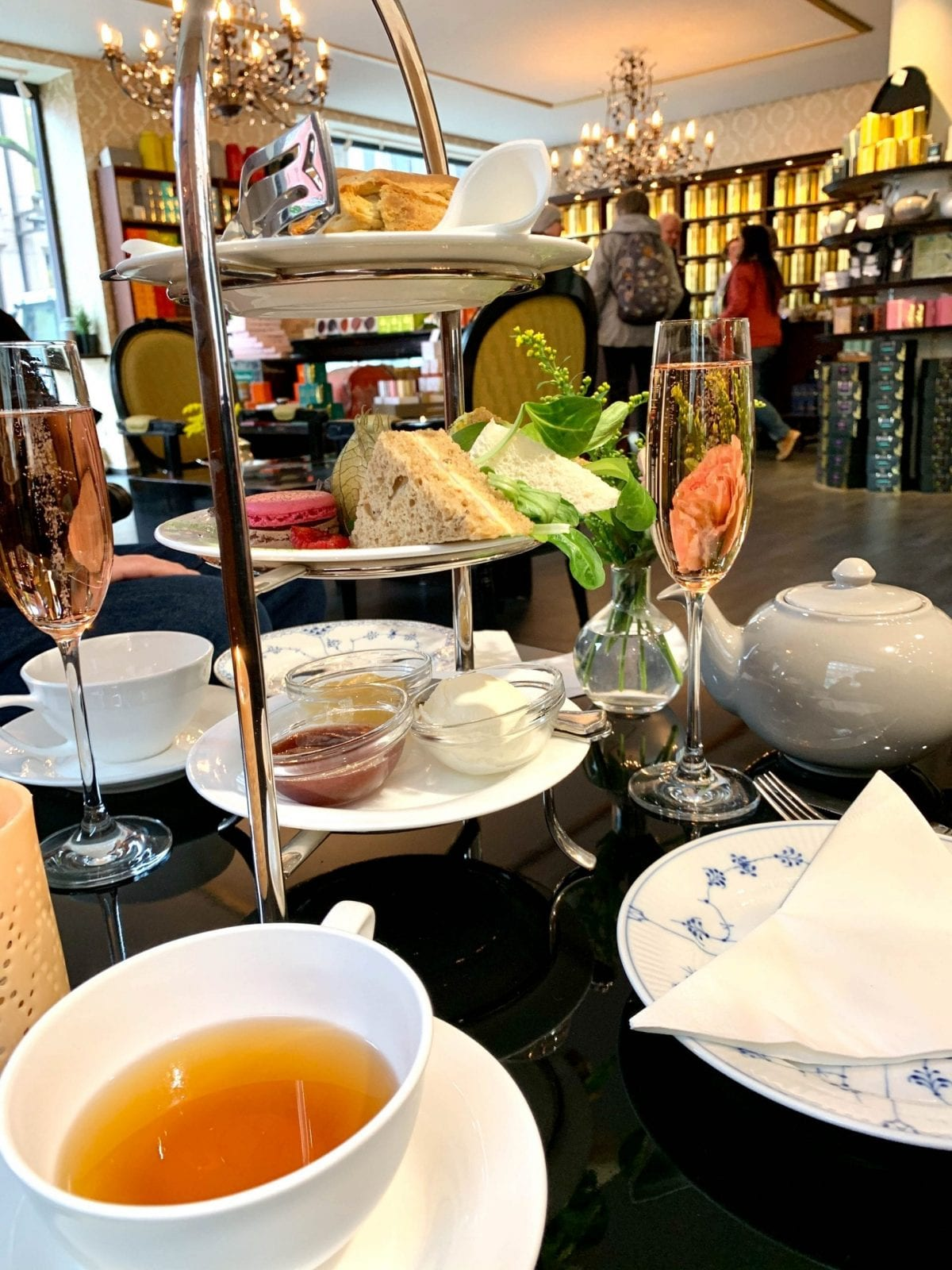 High Tea Olso