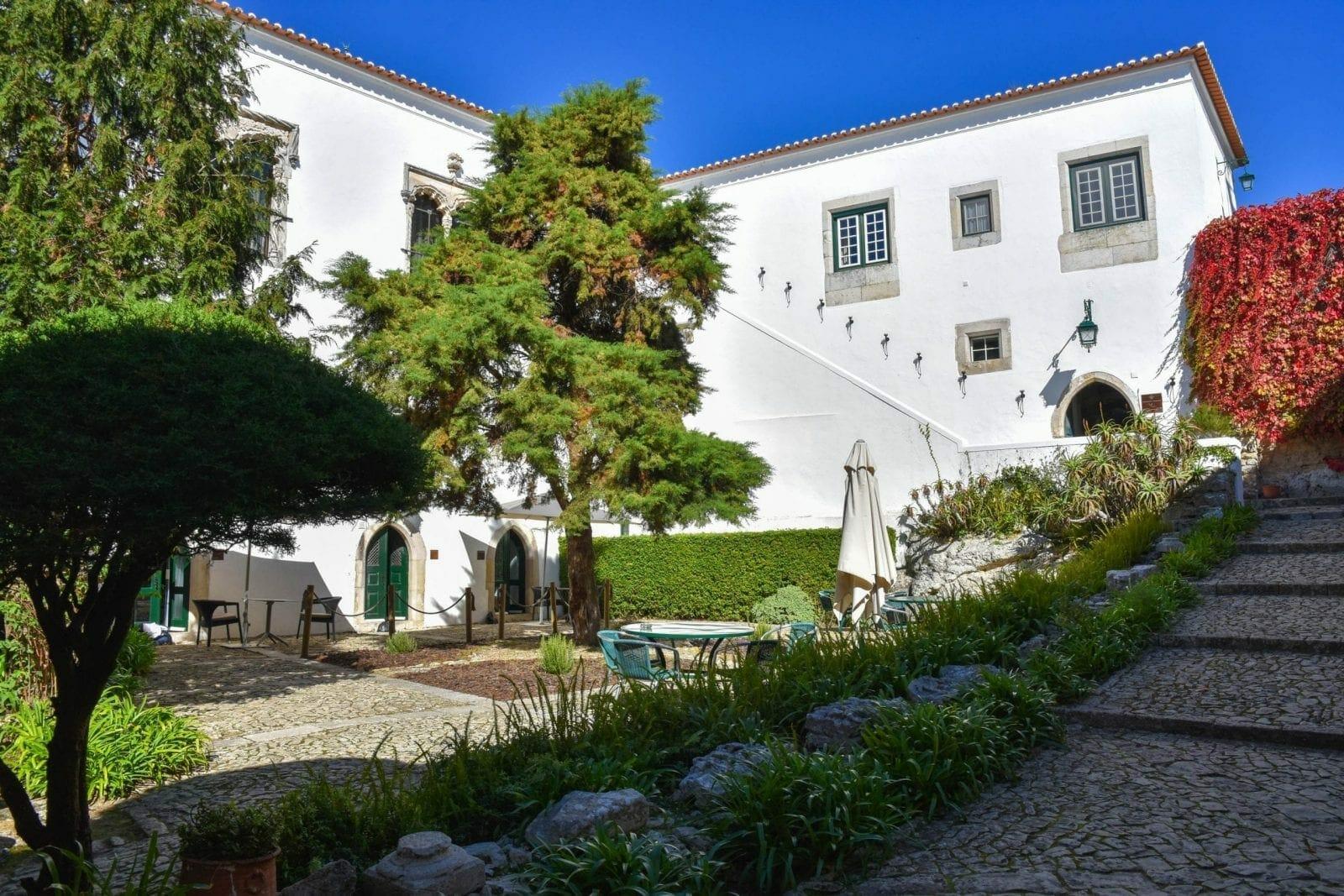 Obidos Castle Portugal
