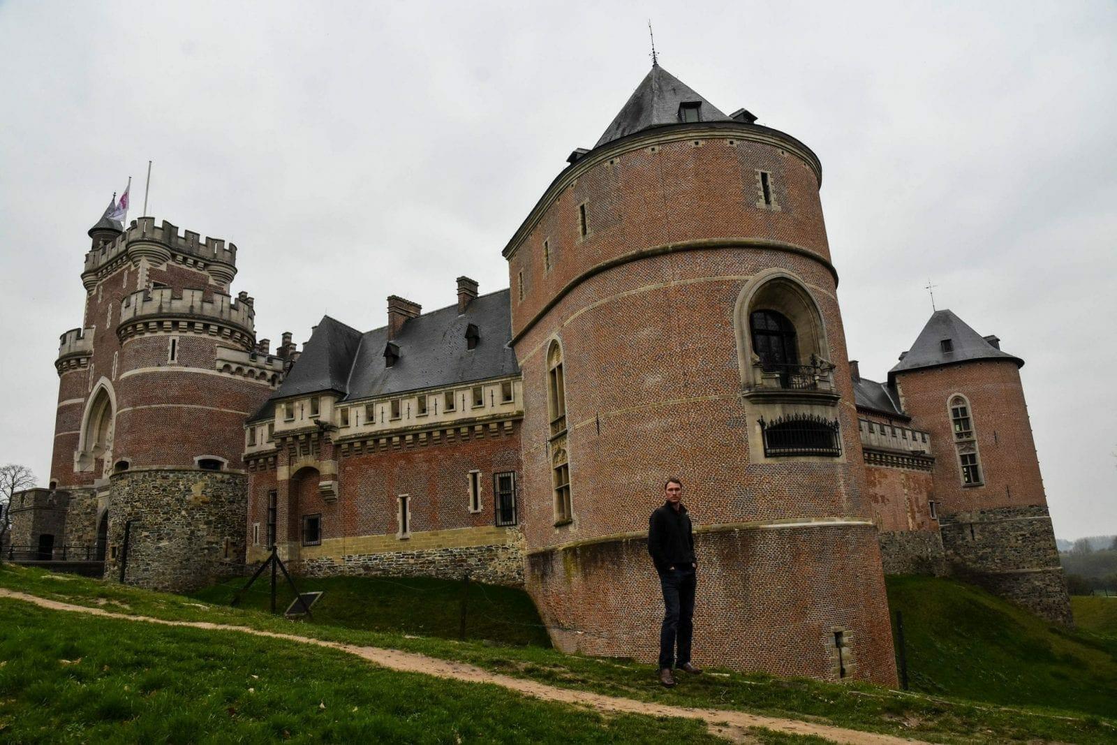 Castle van Gaasbeek, Belgium