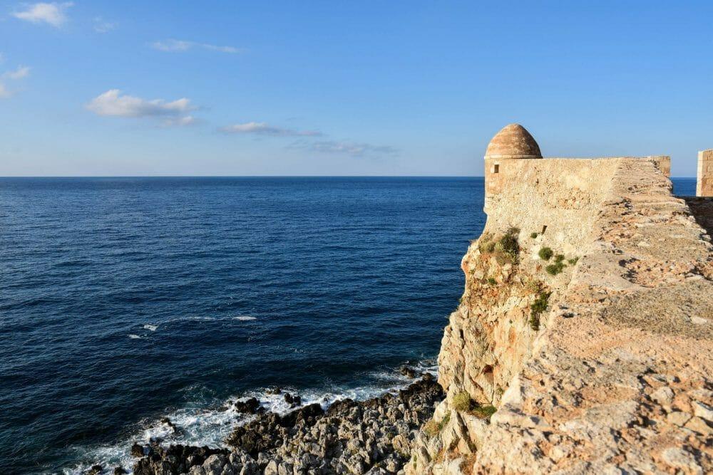 Rethymno Fortezza Castle