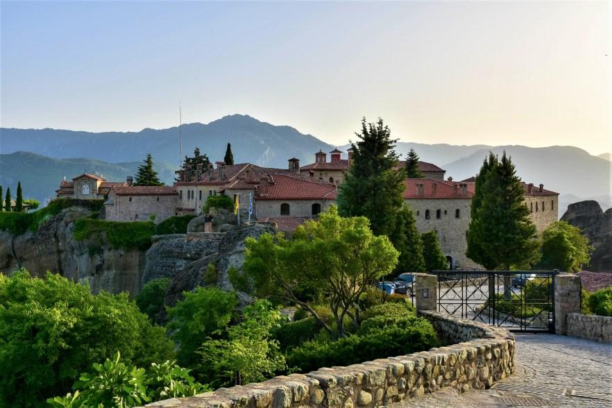 St Stephan Monastery