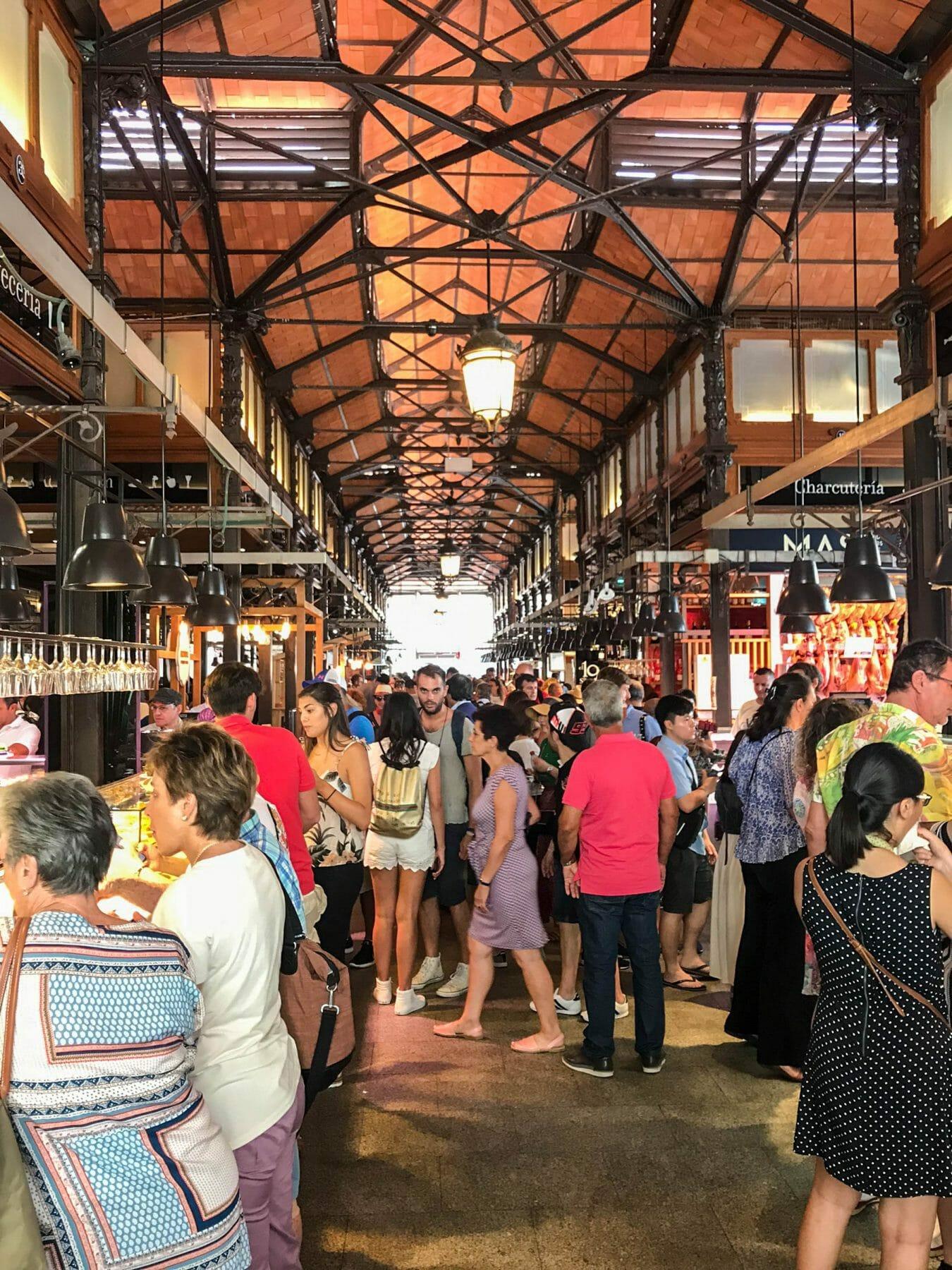 Mercado de San Miquel