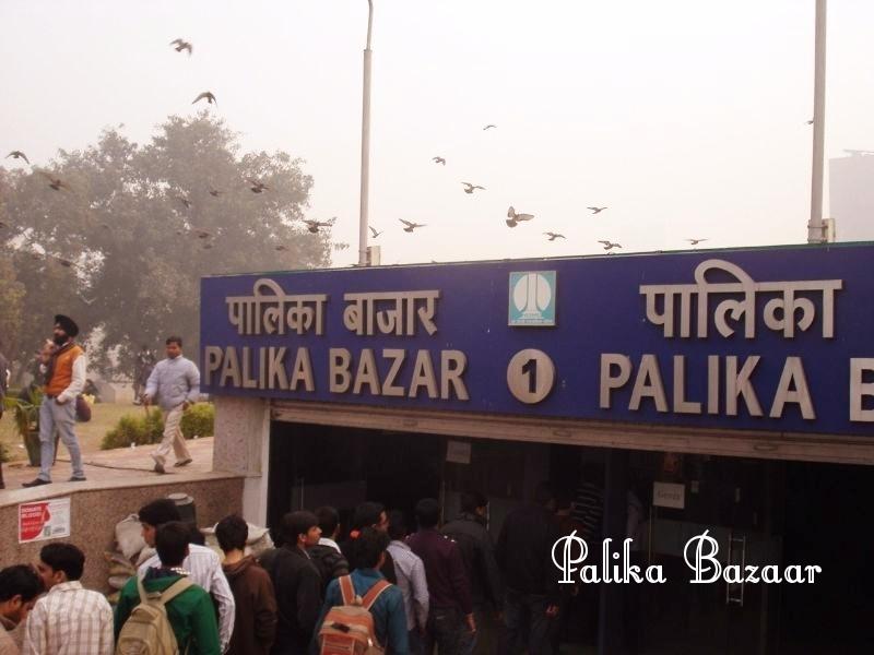 shopping markets in Delhi
